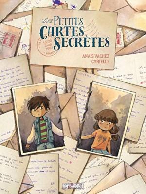 vignette de 'Les petites cartes secrètes (Cyrielle)'