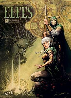 "Afficher ""Elfes n° 22 Le gardien des racines"""