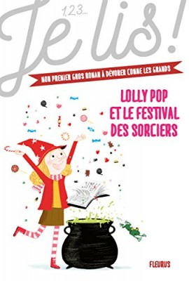 "Afficher ""Lolly Pop n° 3 Lolly Pop et le festival des sorciers"""