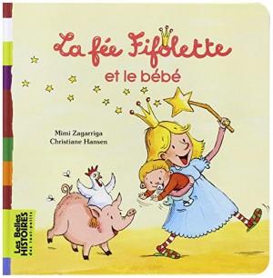 """Afficher """"La fée Fifolette et le bébé"""""""