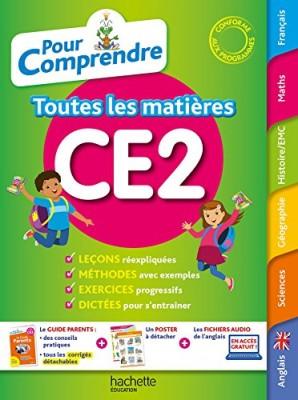 """Afficher """"Pour comprendre toutes les matières CE2"""""""