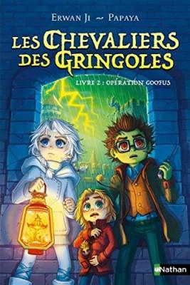 """Afficher """"Les chevaliers des Gringoles."""""""