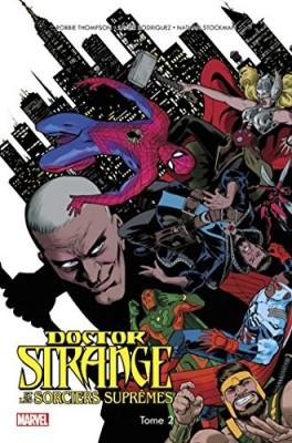 """Afficher """"Doctor Strange et les sorciers suprêmes n° 2 Contretemps"""""""