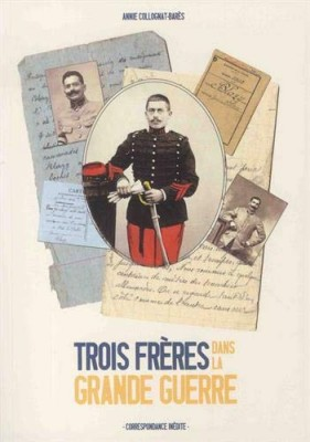 """Afficher """"Trois frères dans la Grande Guerre"""""""