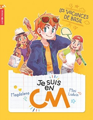 """Afficher """"Je suis en CM Les vacances de Basil"""""""