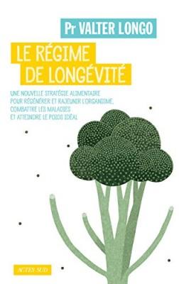 """Afficher """"Le régime de longévité"""""""