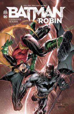 """Afficher """"Batman & Robin n° 7 Le retour de Robin"""""""
