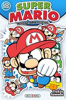 """Afficher """"Super Mario : manga adventures n° 18 Super Mario"""""""