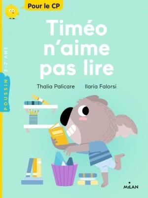 """Afficher """"Timéo n'aime pas lire"""""""