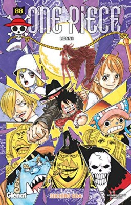 "Afficher ""One piece n° 88 Lionne"""