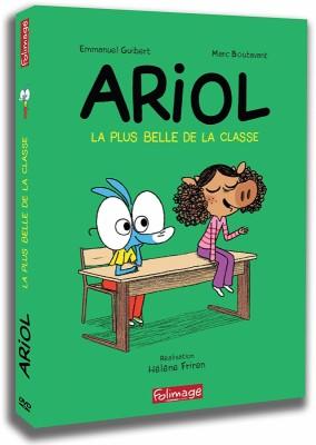 """Afficher """"Ariol n° 7 La plus belle de la classe"""""""