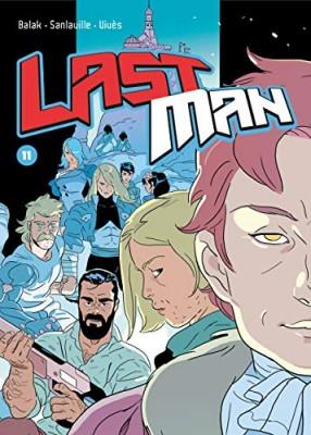 "Afficher ""Lastman n° 11"""
