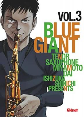 """Afficher """"Blue Giant - série en cours n° 3 Blue giant 3"""""""