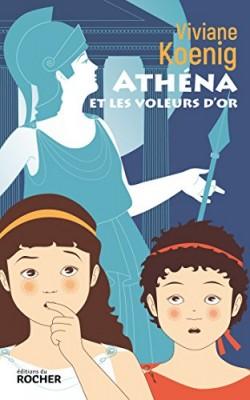 """Afficher """"Enquêtes Antiques n° 1 Athéna et les voleurs d'or"""""""