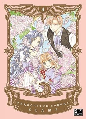 "Afficher ""Card Captor Sakura n° 4 Card captor Sakura"""