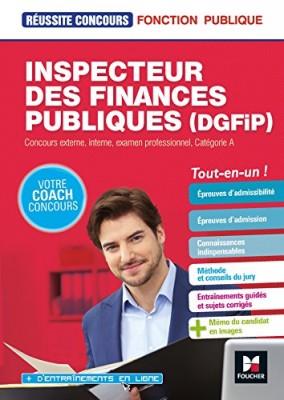 """Afficher """"Inspecteur des finances publiques (DGFIP)"""""""