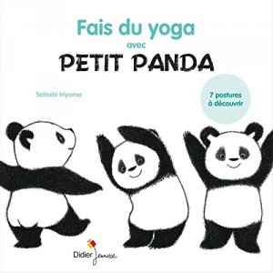 """Afficher """"Fais du yoga avec Petit Panda"""""""