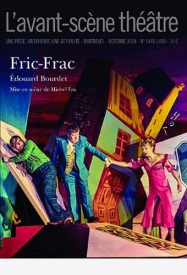 """Afficher """"Avant-scène Théâtre Fric-Frac"""""""