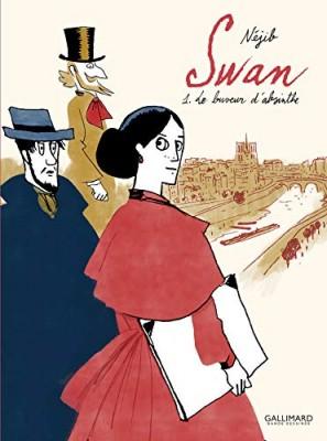 """Afficher """"Swan n° 1 Le buveur d'absinthe"""""""