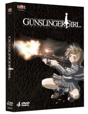 "Afficher ""Gunslinger girl n° Intégrale"""