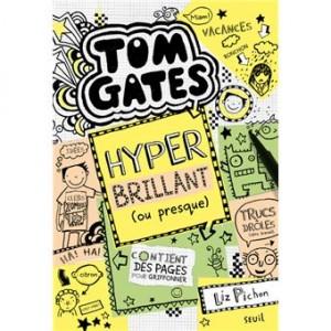"Afficher ""Tom Gates n° 10 Hyper brillant (ou presque)"""