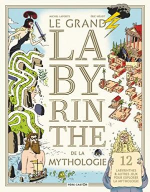 """Afficher """"Le grand labyrinthe de la mythologie"""""""
