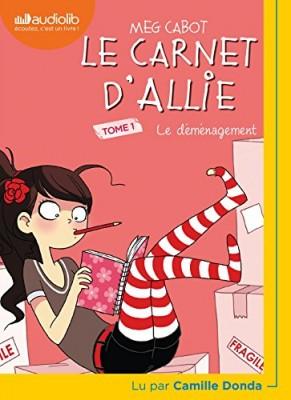 """Afficher """"Le carnet d'allie t.1 - le déménagement"""""""