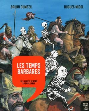 """Afficher """"Les temps barbares"""""""