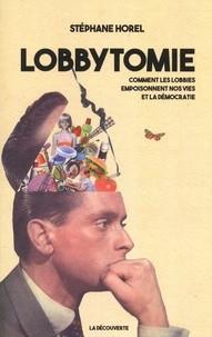"""Afficher """"Lobbytomie"""""""