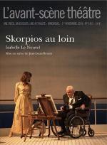 """Afficher """"Avant-scène Théâtre Skorpios au loin"""""""
