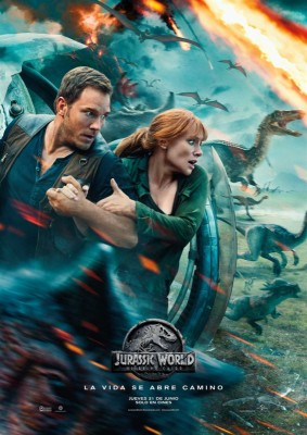 "Afficher ""Jurassic World : Fallen Kingdom"""