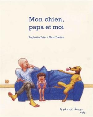 """Afficher """"Mon chien, papa et moi"""""""