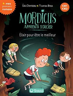 """Afficher """"Mordicus apprenti sorcier n° Tome 9Elixir pour être le meilleur"""""""