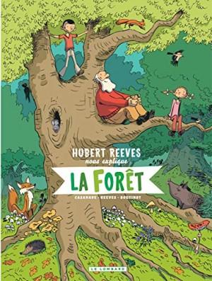 """Afficher """"Hubert Reeves nous explique n° 2 La forêt"""""""