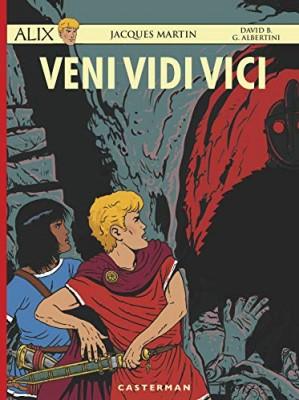 """Afficher """"ALIX Veni vidi vici"""""""