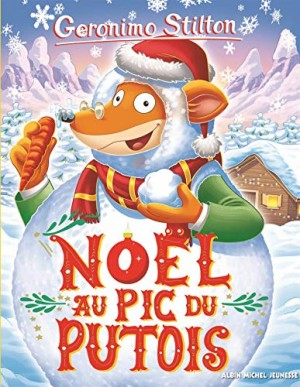"Afficher ""Geronimo Stilton n° 88 Noël au Pic du Putois"""