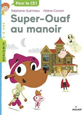 """Afficher """"Super-Ouaf au manoir"""""""