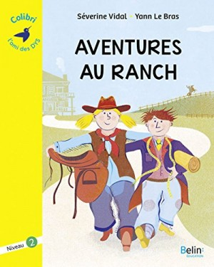 "Afficher ""Aventures au ranch"""