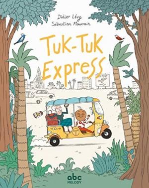 "Afficher ""Tuk-tuk express"""