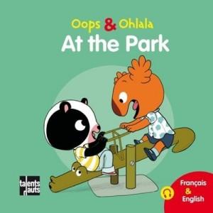 "Afficher ""Oops et OhlalaAt the park"""
