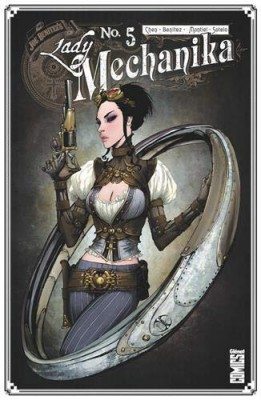 "Afficher ""Lady Mechanika n° 5 Machine à assassiner (La)"""