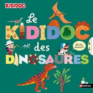 """Afficher """"Le kididoc des dinosaures"""""""
