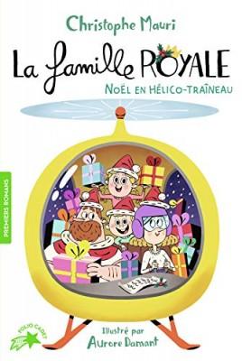 """Afficher """"La Famille royale n° 06 Noël en hélico-traîneau"""""""