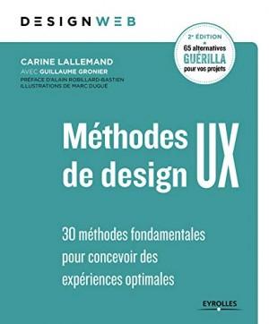 """Afficher """"Méthodes de design UX"""""""