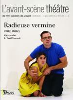 """Afficher """"Avant-scène Théâtre Radieuse vermine"""""""