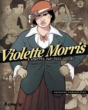 """Afficher """"Violette Morris, à abattre par tous moyens n° 1 Première comparution"""""""