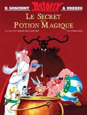 """Afficher """"ASTERIX - Le secret de la potion magique"""""""