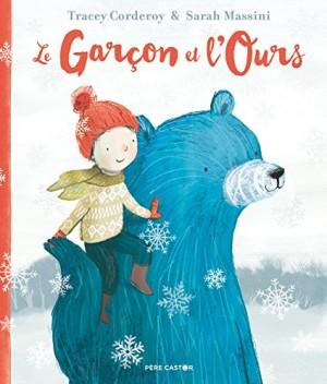 """Afficher """"Le garçon et l'ours"""""""