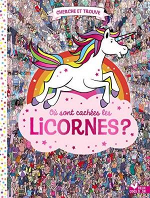 """Afficher """"Oùsont cachées les licornes?"""""""