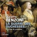 """Afficher """"La Guerre des duchesses t.1 - la Fille du condamné"""""""
